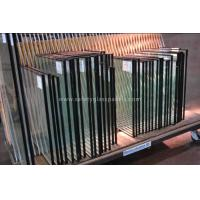 Buy cheap Low Iron Double Glazed Insulated Glass Unit , Hollow Glass Shower Enclosures from wholesalers