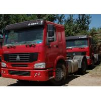 Buy cheap Prime Mover Truck Tractor Commercial Mover Truck Big Heavy Tractor Hulage Truck Cargo Cum Crew from wholesalers