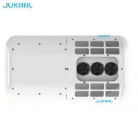 Buy cheap Engine Driven DC12V 22KW Roof Air Conditioner product