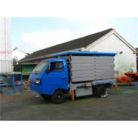 Buy cheap 4 - 20m Lifting Height Truck Mounted Scissor Hydraulic Lift Platform with 1000KG Load Capacity from wholesalers