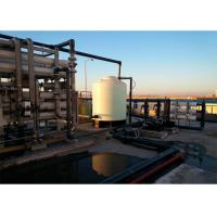Buy cheap High pressure reverse osmosis Seawater desalination equipment for drinking water 1400 m3/day from wholesalers