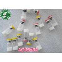 Buy cheap 95% Peptide Powder 2mg Aod-9604 For Burning Fat CAS 221231-10-3 from wholesalers