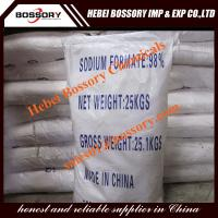 Buy cheap sodium formate used in leather indsutry, snow melting agent, textile industry powder &granular from wholesalers