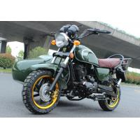 Buy cheap Off Road Side Car Electric 3 Wheel Motorcycle Air Cooled CDI Ignition For Delivery from wholesalers