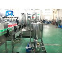 Buy cheap Electric Driven Juice Bottling Machine Low Noise 9000-11000 Bottles Per Hour from wholesalers
