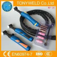 Buy cheap WP 17 18 26 Air Cooled Tig Welding Torch And Accessories from wholesalers