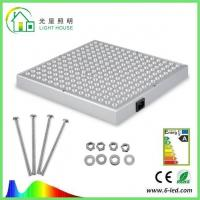 Buy cheap Hydroponic LED Panel Grow Light Red Color For Blooming / Flowering , US EU Standard product