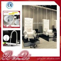 Buy cheap Wholesales Salon Furniture Sets New Style Luxury Pedicure Chair Massage Chair in product