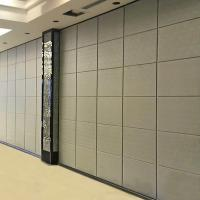 Buy cheap Mobile Slap - Up Folding Partition Walls For Church Customized Color from wholesalers