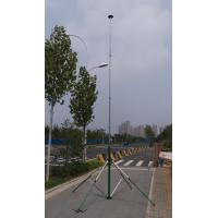Buy cheap endzone camera  Football End Zone Video Camera System 30ft high video shooting high mast CCTV from wholesalers