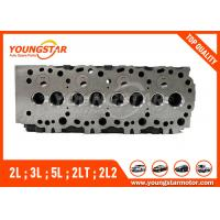 Buy cheap Engine  Cylinder Head For TOYOTA  Hilux  Dyna Hiace   2L2  2.4L   11101-54111 from wholesalers