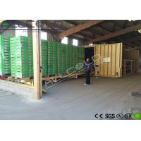 Buy cheap Fresh Produce Mushroom Vacuum Cooling System Customized Color 1 - 24 Pallets from wholesalers