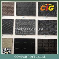 Buy cheap Heavy Weight Thickness PVC Flooring Coin Mat Thick Non Woven Fabric Backing product