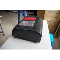 Veterinary Drug Detection double beam uv vis spectrophotometer Pb with large LCD display