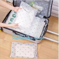Buy cheap Slider Lock Zipper One Side Clear Plastic Bags Suppier For Underwear, Natural Coex PP Grape reclosable slider bag, pet z from wholesalers