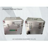 Buy cheap Professional Ultrasonic Printhead Cleaning Machine Manual For Inkjet Printer from wholesalers