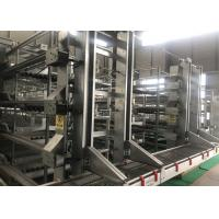 Buy cheap High Quality different H type layer Chicken Cage battery automatic farm equipment from wholesalers