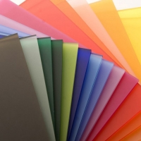 Buy cheap COLOR PLASTIC BOARD A3 POLISHED SHEET 25MM CLEAR PERSPEX IRIDESCENT ACRYLIC SHEET from wholesalers