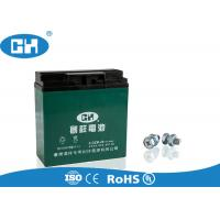 Buy cheap Rechargeable Electric Motorcycle Battery Green 181 * 77 * 170mm Long Service Life from wholesalers