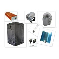 Buy cheap HYDROPONIC SYSTERM GROW TENT KIT 400W- WING REFLECTOR, GROW LIGHT, BALLAST,HANGER, BOOSTER FAN ,FILTER, TENT from wholesalers