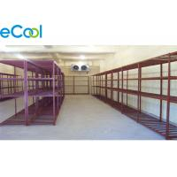 Buy cheap Steel Structure Commercial Freezer Storage / Bitzer Compressor Cold Meat Storage from wholesalers
