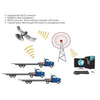 Buy cheap Heavy truck TPMS tire pressure monitoring system with RS232 serial port and GPS from wholesalers