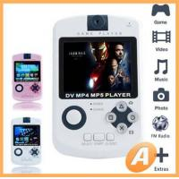 Buy cheap 2.4 Inch Media Player with DV Camera FM Function from wholesalers