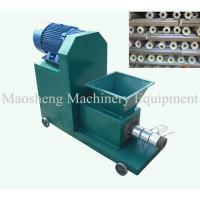 Buy cheap Sawdust Briquette Extruding Press Machine making hexagonal briquette from wholesalers