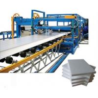 Buy cheap Rock Wool Polyurethane Sandwich Panel Machine Composite Board Making European from wholesalers