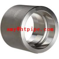 Buy cheap ASME SA-182 ASTM A182 F304 socket weld half coupling from wholesalers