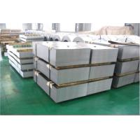 Buy cheap Cold Rolled Steel Thickness , Galvanized Steel Sheet Thermal Resistance from wholesalers
