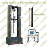 Buy cheap WDW-G2/G5/G10/G20 Polymer Waterproof Rolls/Membrane Tensile Testing Machine from wholesalers