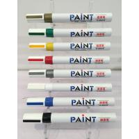 Buy cheap OEM Custom printed acrylic tip paint marker,paint marker oil based marker pen from wholesalers