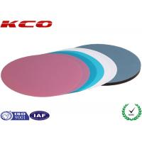 Buy cheap Diamond Fiber Optic Polishing Film Grinding Lapping Fiber Optic Polishing Paper from wholesalers