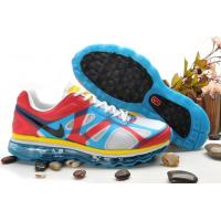 Buy cheap wholesale nike  Air Max 2012 Leather  shoes for  men product