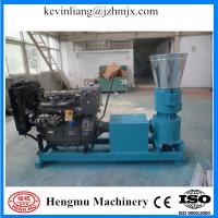 Buy cheap Low investment labor saving saw dust pellet making machine with CE approved from wholesalers