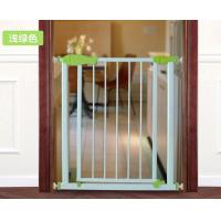 Buy cheap U Shape hallway Babies Safety Gates Kids Safety Gates with Metal Frame from wholesalers