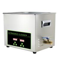 China 10L 240W Medical Ultrasonic Cleaning Machine For Surgical / Dental Instruments on sale
