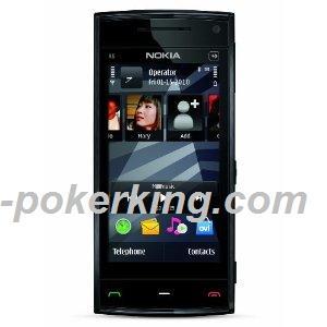 Quality Nokia X6 Phone Hidden Lens for Poker Analyzer for sale