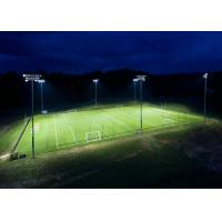 Buy cheap Sustainable LED Sports Ground Floodlights 720W IP66 140lm / W Water Mist Cleared from wholesalers
