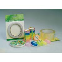 Buy cheap Clear Adhesive Cellophane Tape UV Resistant Label Protection Tapes from wholesalers