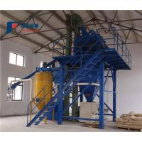 Buy cheap Dry Mix Mortar Production Line , Wall Putty Mixer Capacity 8-30T/H CE Certified from wholesalers