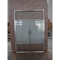 Buy cheap Sliding Shower Doors 6mm Glass Shower Screens/ Saudi Arabia Popular Sanitary Ware Business from wholesalers