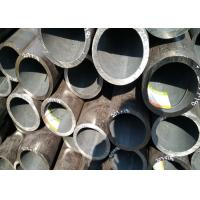 Buy cheap Painted Seamless Black Pipe , Optional Length High Stress Seamless Steel Tube from wholesalers