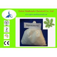 Buy cheap Ropivacaine Hydrochloride Local Anaesthetic Drug Ropivacaine HCl 132112-35-7 from wholesalers