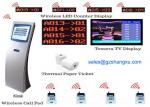 Buy cheap Multiple service queues and waiting areas LCD Counter Display Smart Queue Management System from wholesalers