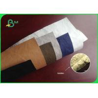 Buy cheap 0.3mm 0.55mm Thickness Biodegradable Washable Kraft Paper Produced In Germany from wholesalers
