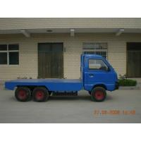 Buy cheap Rear Wheel Drive Two Seat 4.2 KW 900 KG Electric Utility Truck of Cabin Type from wholesalers
