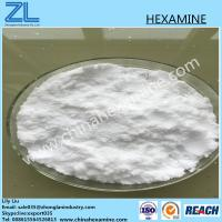 Buy cheap 99% Hexamethylenetetramine with cas 100-97-0 can be used Fuel solid 25KG packing China man from wholesalers