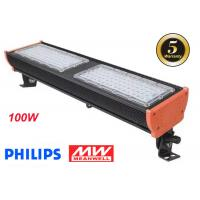 Buy cheap Energy Saving 100W LED Linear High Bay For Industrial Warehouse Lighting 120lm/W from wholesalers